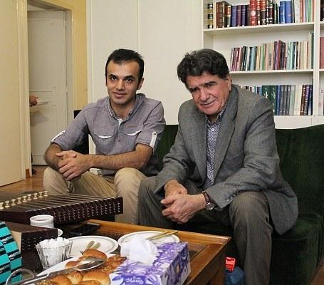 Davoud Shirazi and Shajarian