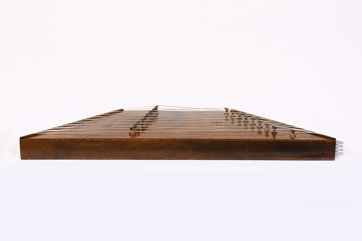 Persian Santoor by Davoud Shirazi - model Arezoo Sol kook