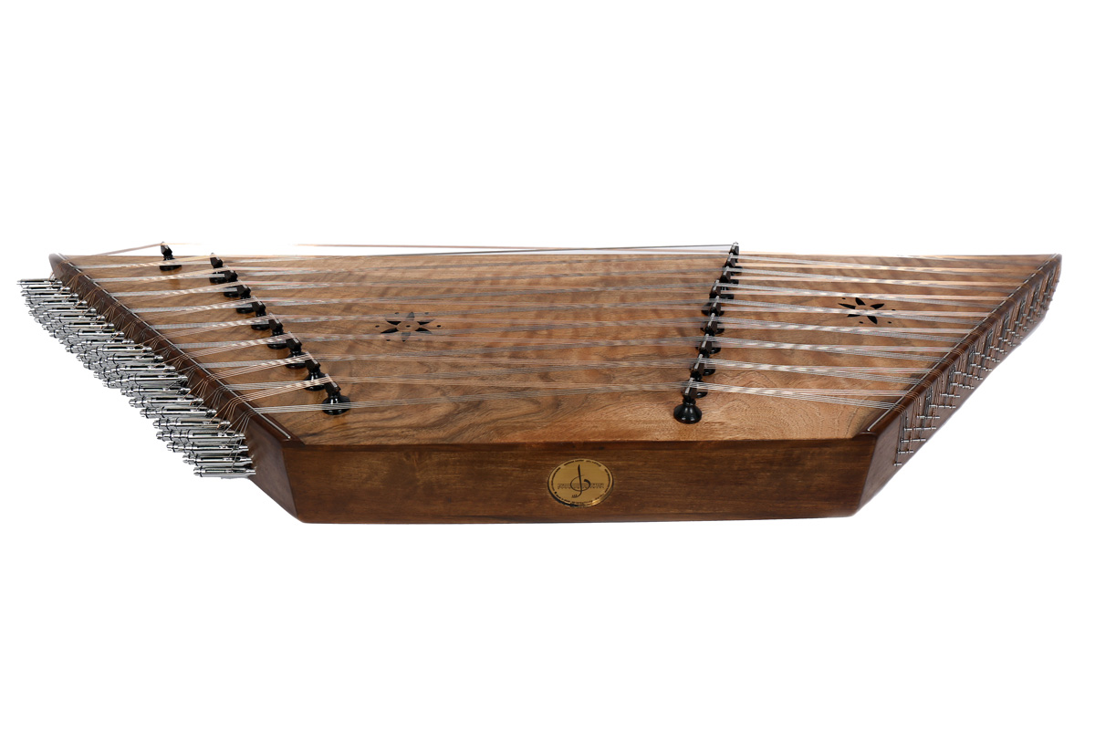 Persian Santoor by Davoud Shirazi - model Almas La kook