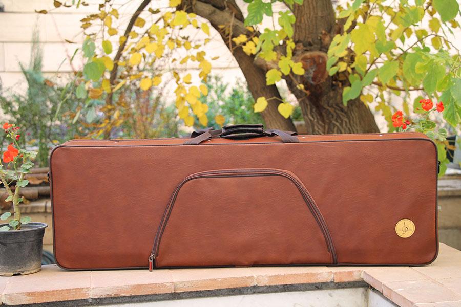 Santoor Bag model: Rectangle Artificial Leather La
