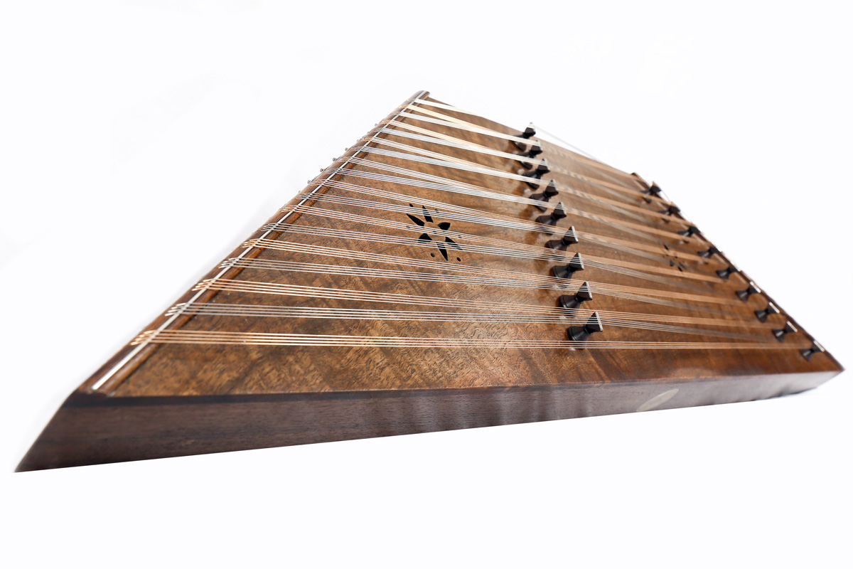 Persian Santoor by Davoud Shirazi - model Gohar La kook
